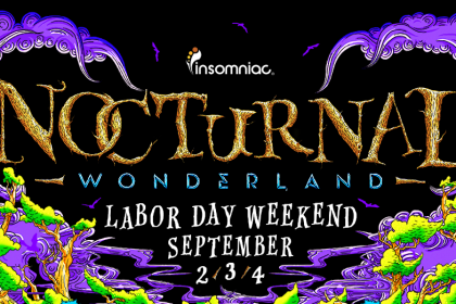 Nocturnal Wonderland Returns to SoCal in 2016