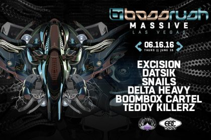 The Bassrush Massive and Pool Party Lineups Will Melt Faces