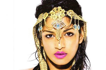 "M.I.A. Drops ""Rewear It"" Video in Support of World Recycle Week"