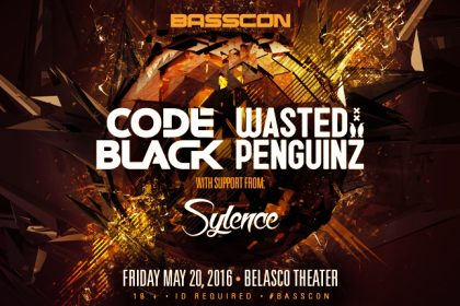 Basscon Presents: Code Black, Wasted Penguinz and Sylence in Los Angeles