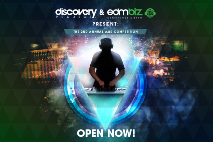 Announcing the Discovery Project and EDMbiz Conference & Expo 2016 A&R Competition