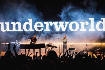 Watch Underworld Launch Their World Tour With This Awesome Footage From Berlin