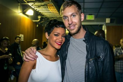 "Calvin Harris Reunites With Rihanna for Slow-Burn ""This Is What You Came For"""