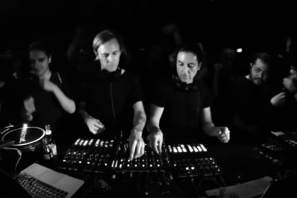 Relive Richie Hawtin's Big Reveal Boiler Room Broadcast for His PLAYdifferently Mixer