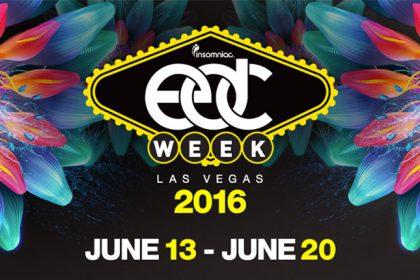 EDC Week 2016 Is Getting Even Bigger