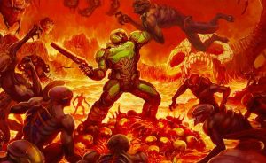 Doom' Video Game Courts Controversy and Awesomeness by
