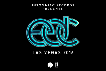 Insomniac Records to Release 'Insomniac Records Presents: EDC Las Vegas 2016' Compilation