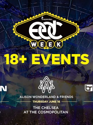 The 18+ Guide to EDC Week 2016