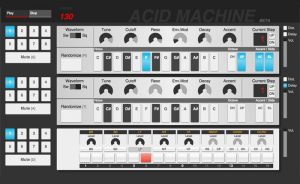 Make Old-School Acid in Your Browser With This 303 Emulator