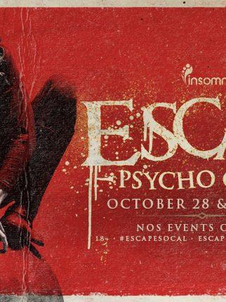 Escape: Psycho Circus Returns to SoCal October 2016