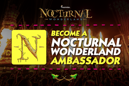 Join Our First-Ever Ambassador Program for Nocturnal Wonderland 2016