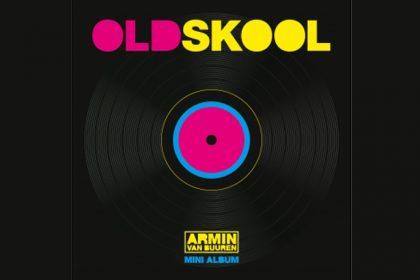 Armin van Buuren Taps Into His Roots With 'Old Skool' Album Project
