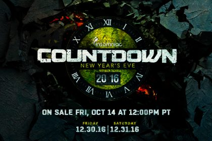 Countdown Returns to SoCal This December as an Expanded 2-Day Event