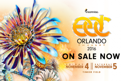EDC Orlando 2016 Tickets on Sale Now