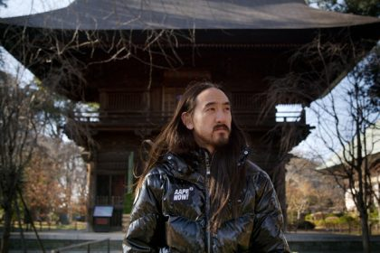 Steve Aoki Explores His Family Roots in New Netflix Documentary