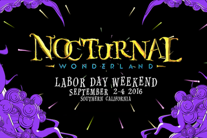 Night Creatures Roam Free in an Animated World in the Nocturnal Wonderland 2016 Official Trailer