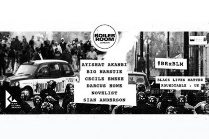 Boiler Room Leaps Into #BlackLivesMatter Discussion With Special Roundtable