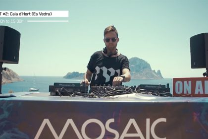 Maceo Plex Drops an Aftermovie for His 10 Sets in 24 Hours Ibiza Adventure