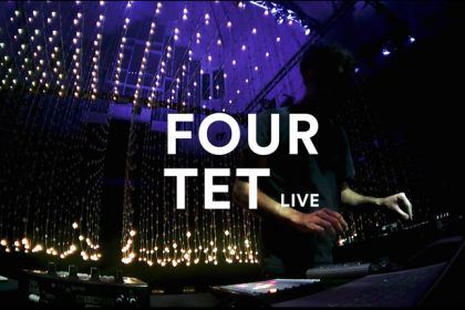 Watch Four Tet Perform Live Among a Universe of Lights at the Sydney Opera House