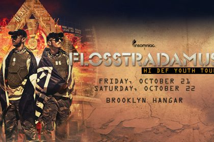 Flosstradamus Brings the Hi-Def Youth Tour to NYC October 2016
