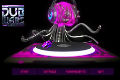 Dubstep Locks and Loads Its Laser Cannons With 'DubWars' Video Game