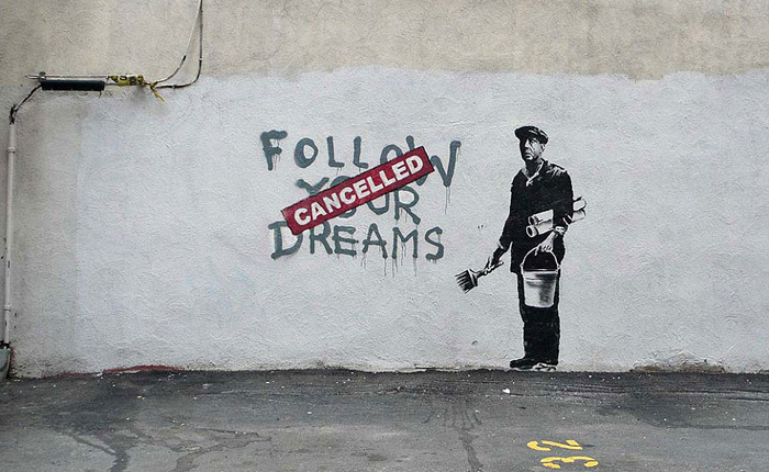 Is Notorious Graffiti Artist Banksy Actually 3D From Massive Attack? |  Insomniac