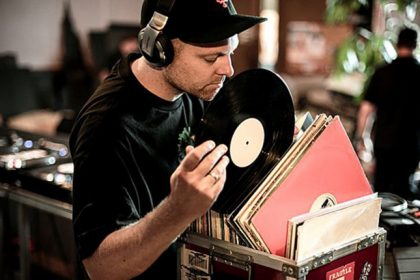 DJ Shadow Is Curating a 20th Anniversary Remix of his Groundbreaking 'Endtroducing' Album