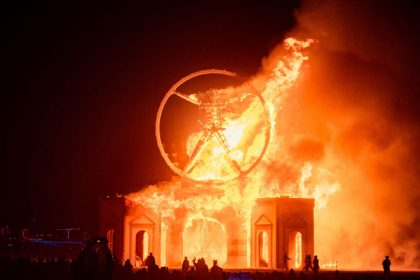 Take a Trip to Burning Man With These Exclusive Shots From Famed Photographer Andrew Jorgensen