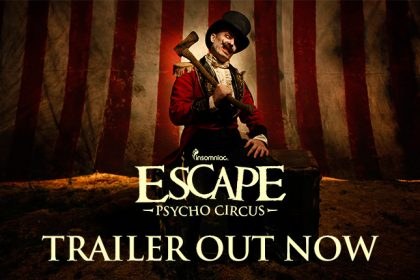The Escape: Psycho Circus 2016 Official Trailer Will Haunt Your Dreams