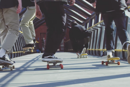 """Fono Takes Director Duties on Skater Visual for Durante Collab """"NRG"""""""