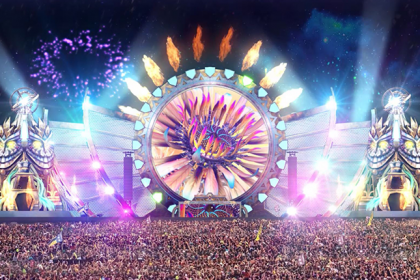 kineticTEMPLE Coming to EDC Orlando 2016
