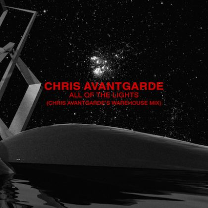 """Chris Avantgarde Slides Into the Warehouse With """"All of the Lights"""" Remix on Insomniac Records"""