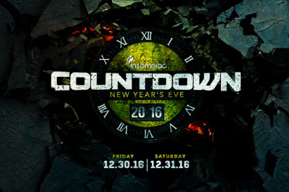 Countdown 2016 Tickets on Sale Now