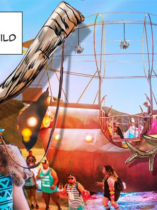 """'Insomniac Illustrated' Vol. 2 """"Nocturnal Wonderland"""" Is Now Available"""