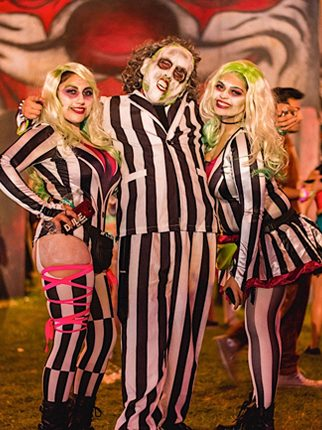 Awesome People We Met on Day 1 of Escape: Psycho Circus 2016