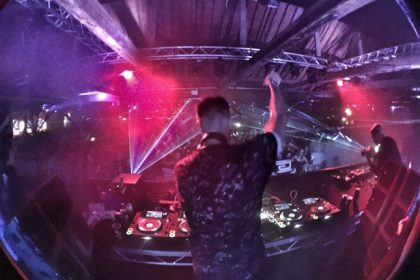 Join Adam Beyer and Relive 7 Hours of His Drumcode Halloween Bash in London