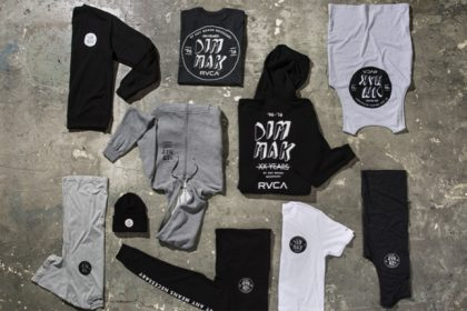 Steve Aoki Collabs With RVCA on a Dim Mak 20th-Anniversary Fashion Line