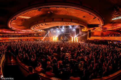 Jauz Los Angeles at the Hollywood Palladium