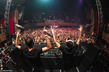W&W at Belasco