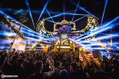 EDC Las Vegas 2017 – Basscon
