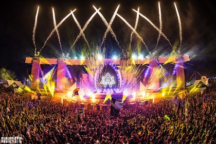 EDC Las Vegas 2017 – Audiotistic
