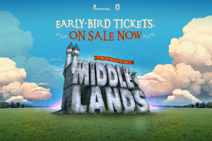 Middlelands Early-Bird Tickets and Camping Passes Now Available