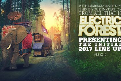 Electric Forest 2017 Releases Phase 1 Lineup