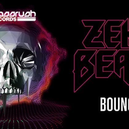 "Zeke Beats Numbs Neurons With Screwy Number ""Bounce"" for Bassrush Records [Free Download]"