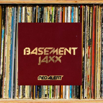 """Basement Jaxx """"Red Alert"""""""