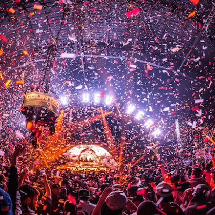 Mixology—Countdown 2016 Edition: Grandtheft, Firebeatz, 4B, Lane 8, Kill Frenzy and More