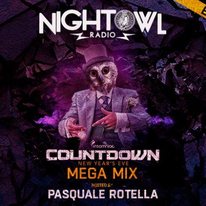 'Night Owl Radio' 068 ft. Countdown 2016 Mega-Mix