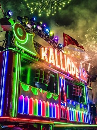 How 'Kalliope' Became a Star in the National Art Car Circuit