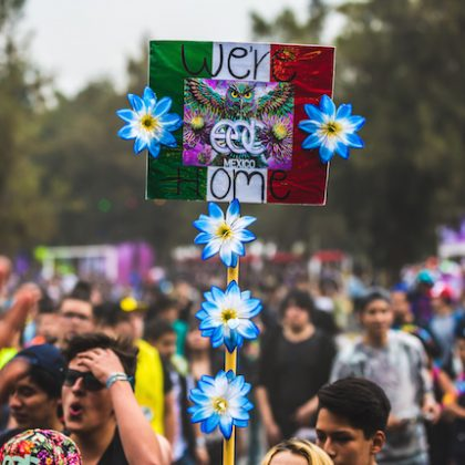 Scavenge wasteLAND With This EDC Mexico 2017 Playlist