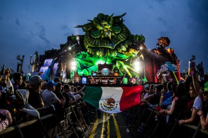 Check Out the EDC Mexico 2017 Lineup by Stage